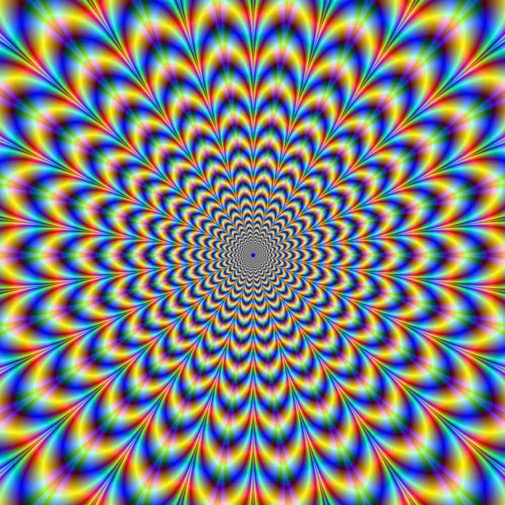 hypnotizing image