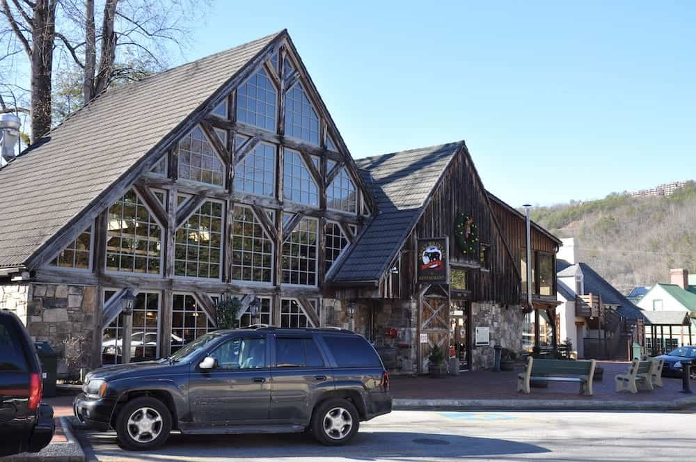 Smoky Mountain Brewery in Gatlinburg