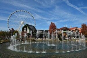 island in pigeon forge